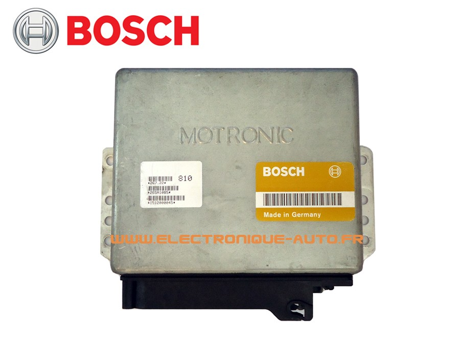 calculateur 405 mi16 essence bosch m1 3 0261200125 0 261 200 125 electronique auto. Black Bedroom Furniture Sets. Home Design Ideas